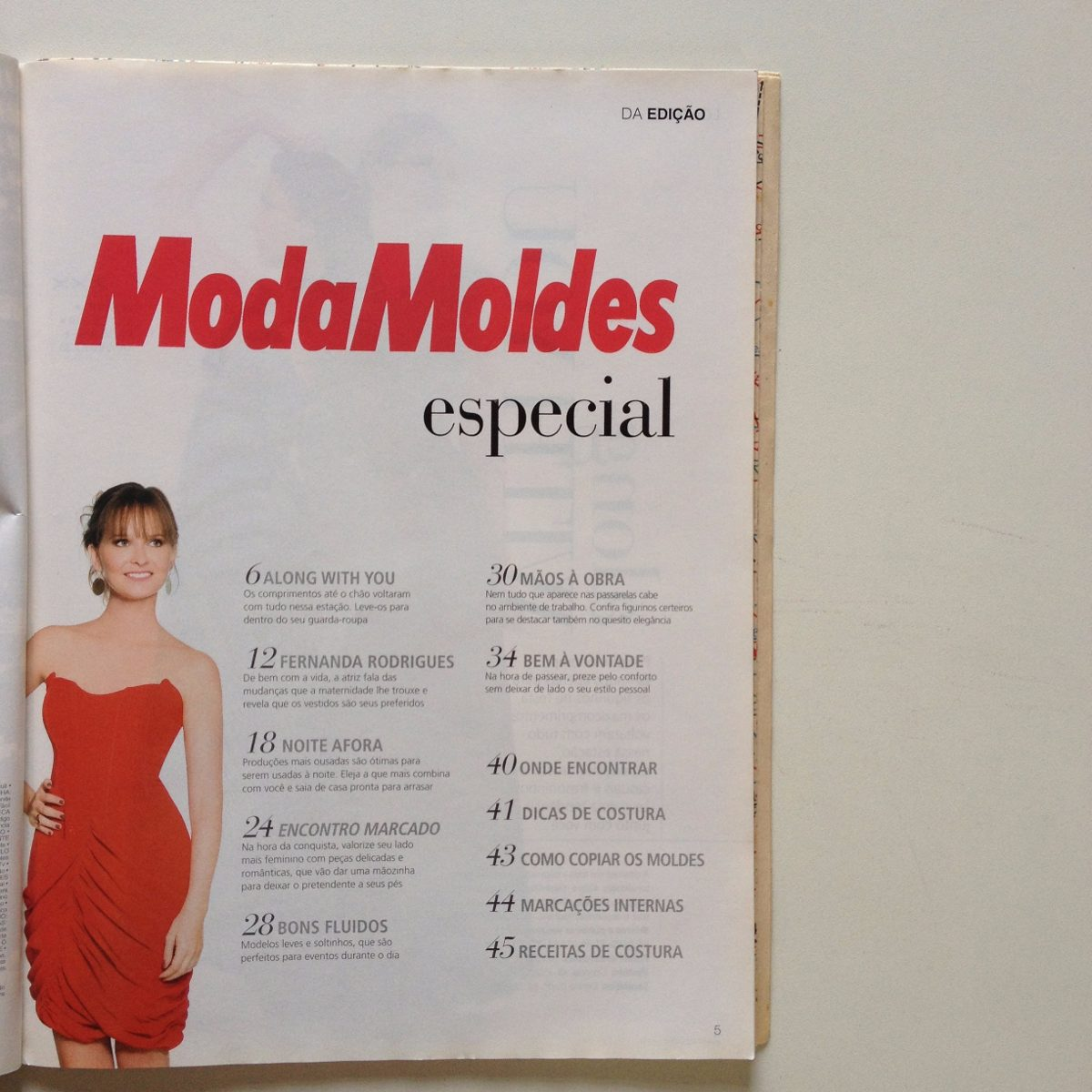 78bb79bb7d revista moda moldes fernanda rodrigues vestidos n°03. Carregando zoom.