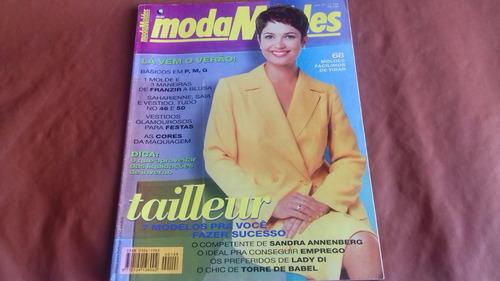 revista moda moldes n. 148