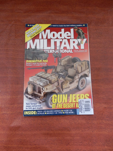 revista model military international