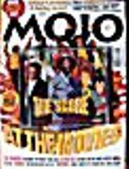 **revista mojo magazine **(black sabbath, sex pistols)**