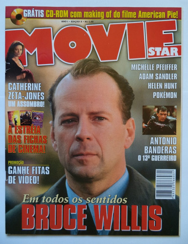 revista movie star nº 3