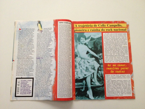 revista mtv music apresenta pop rock a história   n°05 d113