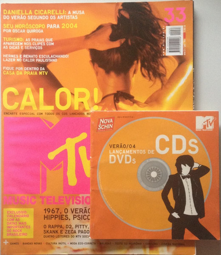 revista mtv - nº 33