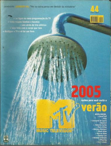 revista  mtv nº 44