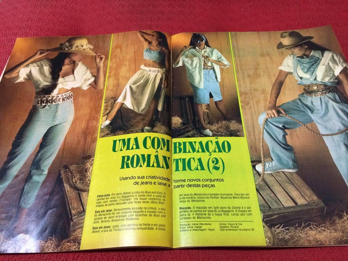 Revista Mulher De Hoje 86 Claudia Raia Estrela Culinária - R  30 4903ec956918d