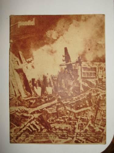revista mundial marzo 1942 numero 24 segunda guerra