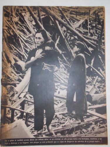 revista mundial, uruguaya década 40, política guerra, nº 23