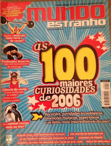 revista mundo estranho - edição 58