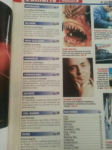 revista muy interesante n°125 / diciembre 1997