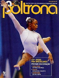 revista na poltrona: daiane dos santos !! julho de 2007