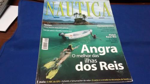 revista náautica angra dos reis r$ 15,00