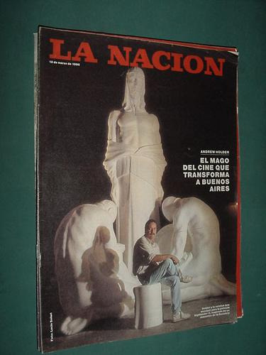 revista nacion 1080 faye dunaway escultura andrew holder