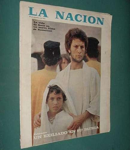 revista nacion 28/12/75 tranvia jesus rossellini zakharov