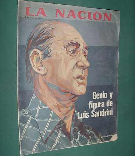 revista nacion 413 sandrini falsificacion cuadros juan gris