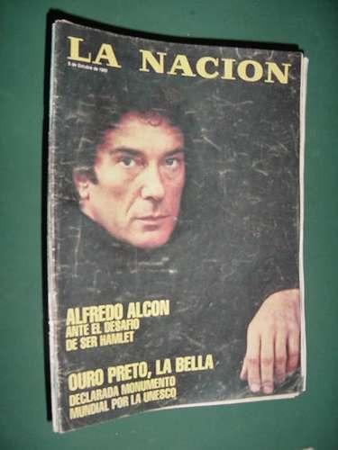 revista nacion 587 alfredo alcon beba bidart tango brasil