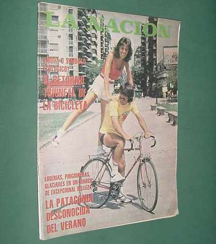 revista nacion 759 louise brooks patagonia bicicletas lacau