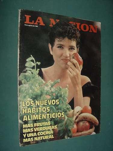 revista nacion 841 jorge gordo porcel julio moyano weimar