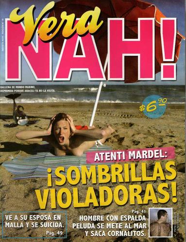 revista nah! nº 16 veranah!