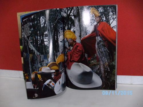 revista national geographic 37 ed. aniversário + mapa pôster