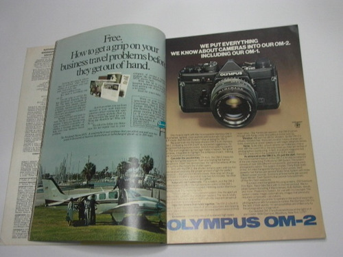revista national geographic en ingles 1979