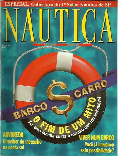 revista náutica n° 74