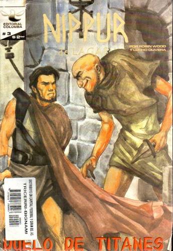 revista nippur de lagash 3 enero 2001
