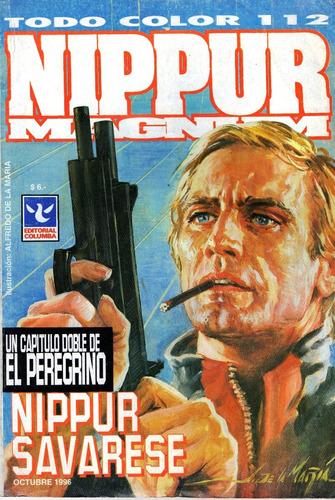 revista nippur magnum, n° 112, octobre 1996