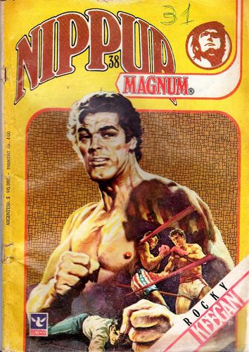 revista nippur magnum, n° 38, mayo 1983