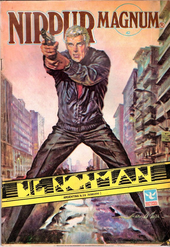 revista nippur magnum, n° 42, diciembre 1983