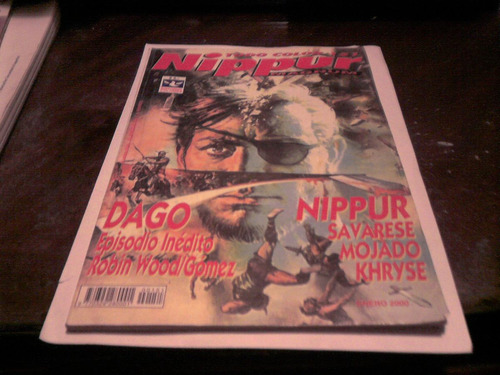 revista nippur magnum numero 151