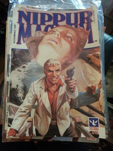 revista nippur magnum  numero 90 ed. columba