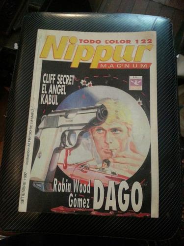 revista nippur magnum todo color numero 122 ed. columba