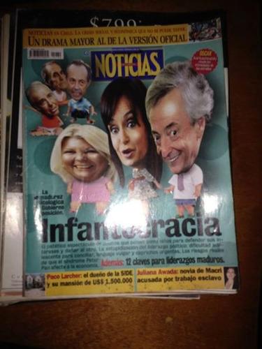 revista noticias - 06/03/2010 - #1732