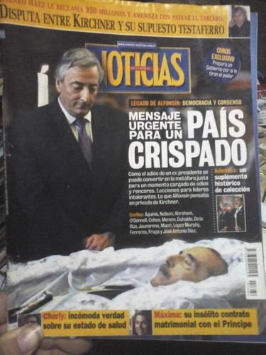revista noticias año xxxii - n°1684 - 04/04/2009