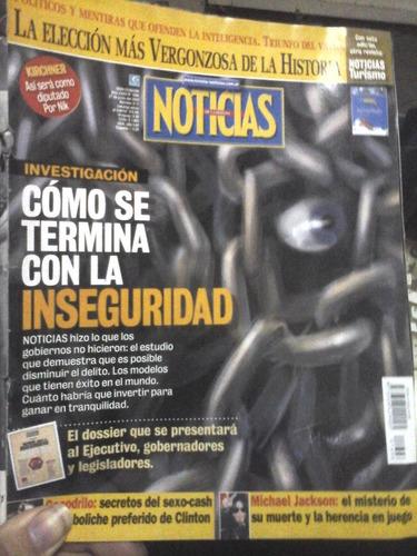 revista noticias año xxxii - n°1696 - 27/06/2009