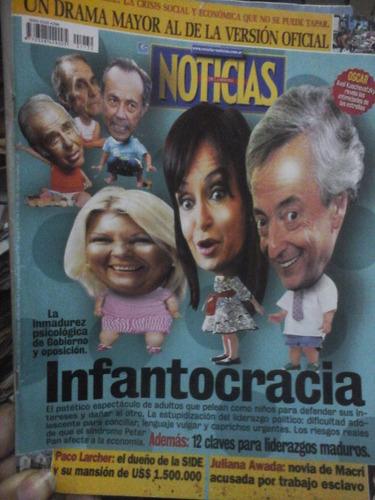 revista noticias año xxxiii - n°1732 - 06/03/2010