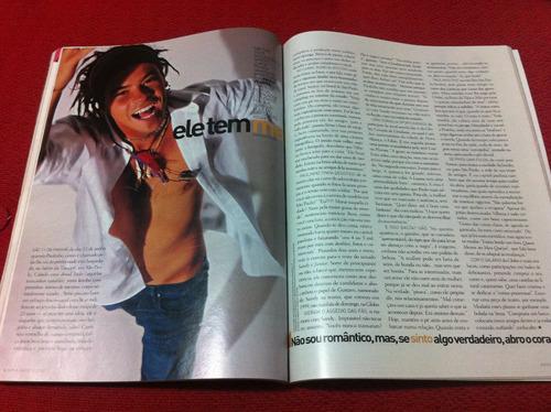 revista nova 2002 roberta paulo vilhena alessandra negrini