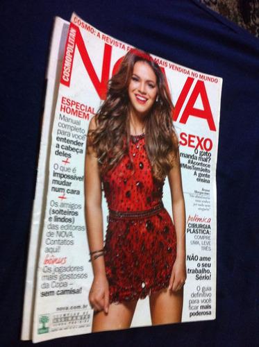 revista nova - bruna marquezine  ano 42 - nº 6  junho/2014
