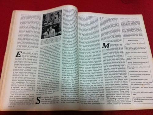 revista nova março 79 renée russo nara leão reginaldo farias