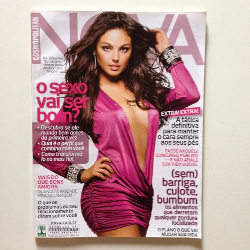 revista nova nº464 isis valverde  ano 2012