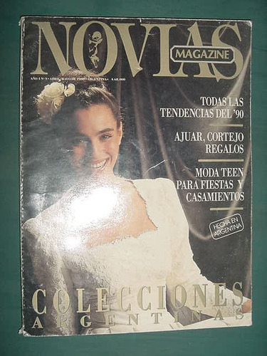 revista novias magazine 9 moda bodas ajuar regalos teen ropa