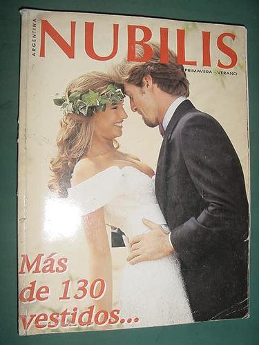 revista nubilis 10 argentina especial vestidos boda novias