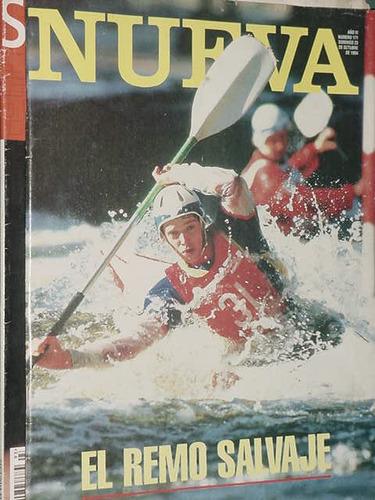 revista nueva 171 -23/10/94 kayak tom hanks humahuaca sendra