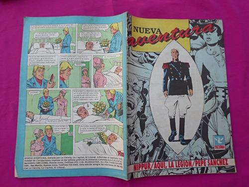 revista nueva aventura n° 99 nippur la legion pepe sanchez