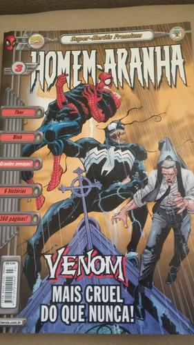 revista número três - homem aranha