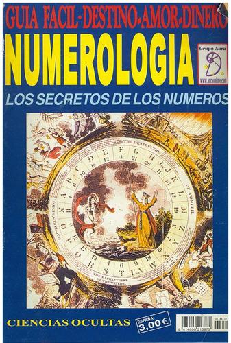 revista, numerologia los secretos de los números.