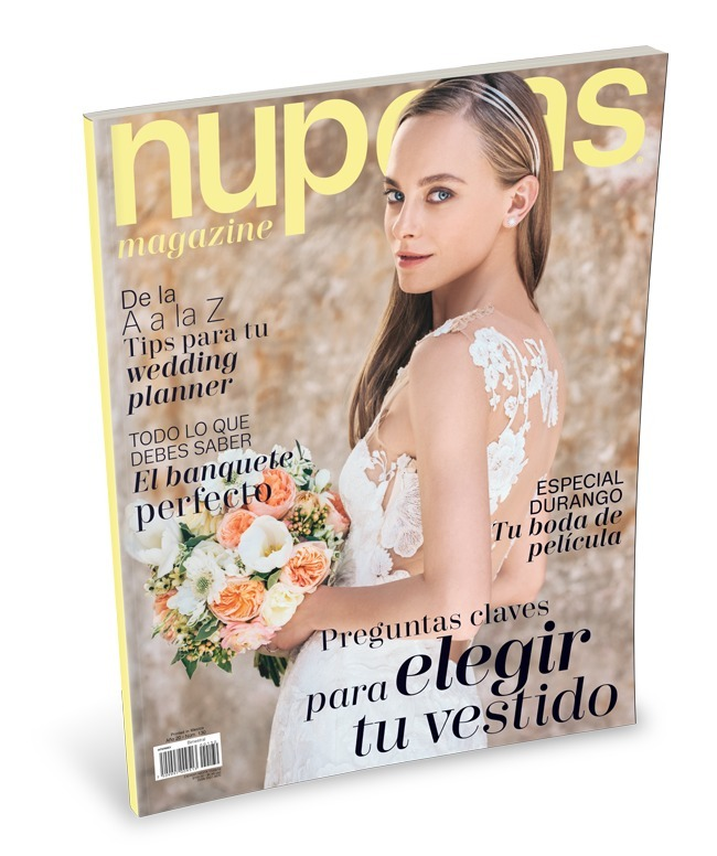 85f312b10 Revista Nupcias Magazine Abril 2018 - Mayo 2018 -   100.00 en ...