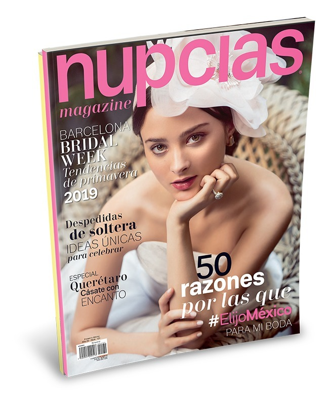 00917ed38 Revista Nupcias Magazine Junio 2018 - Julio 2018 -   100.00 en ...