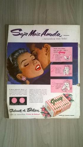 revista o cruzeiro ano 28 nº 33 (1956)