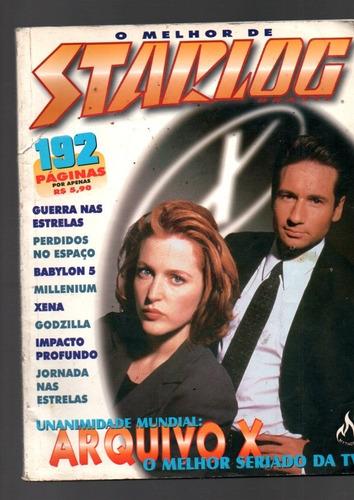 revista o melhor de starlog brasil vol 2/ 1998